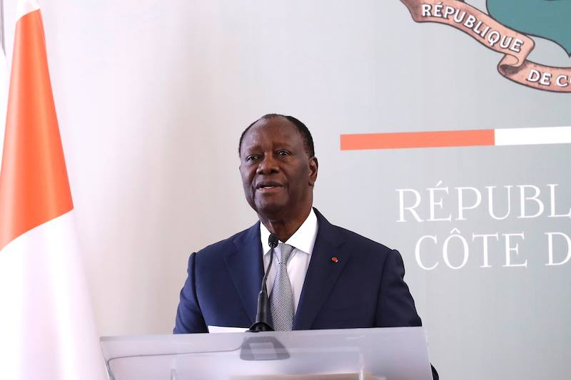 Côte d'Ivoire: 95% des Ivoiriens qui avaient quitté le pays pendant la crise sont de retour (Ouattara)