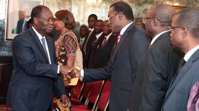 L'opposition ivoirienne n'a jamais été aussi bien traitée que sous Ouattara