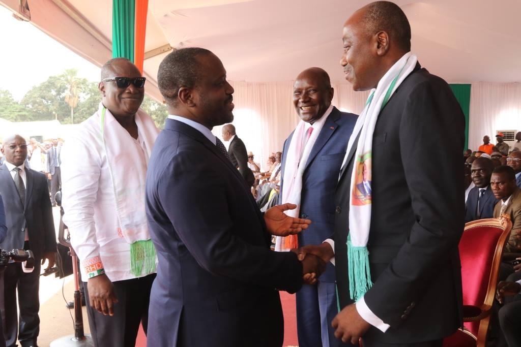 Le Tchologo reconnaissante de l'œuvre gigantesque d'Alassane Ouattara pour la Côte d'ivoire